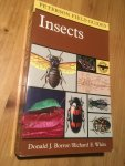 Borror, DJ & RE White - A Field Guide to Insects - America north of Mexico