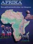 Lobsenz Norman - Afrika een geïllustreerde atlas van Margriet.