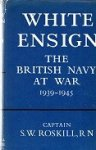 Roskill, S.W. - White Ensign
