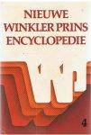 Redactie - Nieuwe Winkler encyclopedie deel 4 Rosi - Zijpe