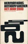 Kahn, Herman & Anthony Wiener - HET JAAR 2000