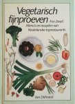 Zwart, Fon - Vegetarisch Fijnproeven, Menus en recepten van Nederlandse toprestaurants.