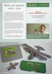LUNE, Peter van - Frog 'Penguin' plastic scale model kits 1936-1950