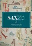 Demoulin, - SAX200 catalogue du Musée des instruments de musique de Bruxelles (mim) présentant la vie et l'oeuvre d'Adolphe Sax, le père du saxophone.