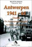 Jean Dillen, Andre Vandewynckel. - Tinkerbelle 3 - Antwerpen 1941-1944  B  De Antwerpenaar bespied.