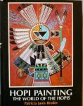 Broder, P. J. - Hopi Paintings. The World of the Hopis