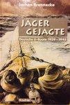 Brennecke, Jochen. - Jäger - Gejagte. Deutsche U-Boote 1939-1945.
