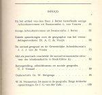 Vuuren, Prof. L. van (onder leiding van ....) - Sociaal Geographische Mededeelingen - 1942 No. 2