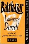 Durrell, Lawrence - Balthazar