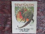 Service, William (tekst); Stout, William (illustraties). - The Dinosaurs. A fantastic view of a lost era. --- The ultimate Dinosaur book. Beautifull illustrations by William Stout and with an introduction by the respected paleontologist dr. Peter Dodson. 160 pp. A4form. In zeer goede staat.