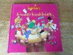 Sprengers, Riet en Mirjam van Herwaarden - Tsjakka ! Kinderkookboek