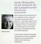 Spoto, Donald - Alfred Hitckcock (Die dunkle Seite des Genies) (DUITSTALIG)