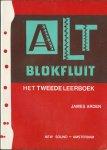Arden, James - ALT BLOKFLUIT het tweede leerboek