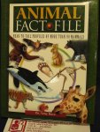 Hare Tony, Dr. - ANIMAL FACT FILE, head-t0-tail profiles of more than 90 mammals
