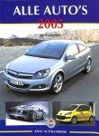 Rooderkerk, Jan - Alle auto`s 2005. KNAC autojaarboek.