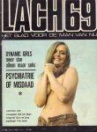 Weekblad De Lach - WEEKBLAD DE LACH 1968 nr. 48, 29 november, Het blad voor de man van Nu met o.a. TOM JONES (2 p.), GUUS DE JONG (4 p.), INGA VASA (6 p.), GABI MEDER (4 p.), goede staat