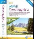 ANWB Service Advies en Verkoop  .. Door ANWB gecontroleerd 2677 Campings - ANWB Campinggids Europa 2 .. met Duitsland , Oostenrijk , Zwitserland , Ilatië , Krotië