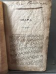 William Paterson, Tes Saavedra, Smollet - History And adventures of the reowned Don Quixote, Translated from the Spanish of Miguel de Cervantes Saavedra