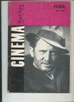 Chandeau, Robert (Directeur General) - L'Avant-scène Cinéma N° 78. Furie. Fritz Lang.