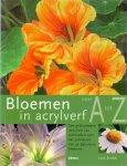 Sundell, L. (ds 1372B) - Bloemen in acrylverf van A tot Z
