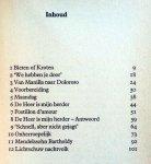 Holsbergen, J.W. - De handschoenen van het verraad (Ex.1)