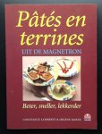Lamberts, Constance      Matze, Hélène - Pâtés en terrines uit de magnetron. Beter, sneller, lekkerder