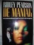 Pearson, Ridley - De maniak