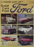 Langworth, R.M. - Consumer Guide  great cars from Ford