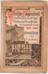 Berkel, A. van - Utrechts Hoogeschool (Veertien Jaren na het begin en Veertien Jaren voor het einde der Negentiende Eeuw 1814-1886)