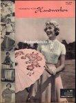 Diversen - Maandblad voor handwerken juli-augustus 1957
