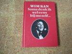 Boekenweekgeschenk - 1983 - Soms denk ik wel eens bij mezelf...- Wim Kan / 48e Boekenweek Geschenk ter gelegenheid van de Boekenweek 1983