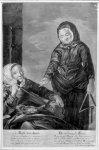 Haid, Johannes Jacobus: - [Schabkunst] La Music tauchante. Die rührende Music