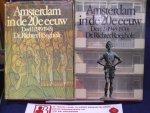 Roegholt, Richter - Amsterdam in de 20e eeuw I en II ( deel 1 1919-1945 & deel 2 1945-1970)
