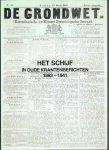 Buijsen, Jack - Het Schijf in oude krantenberichten 1863 - 1941