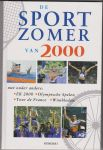 Berg, Joris van den - De sportzomer van 2000