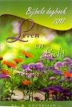 Goudriaan, ds.M. e.a.(ds1311) - Leven en Licht, Bijbels dagboek 2017