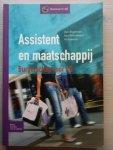 Abshoven, B. van, Verhoeven, T., Grootheest, W. - Basiswerk AG Assistent en maatschappij - burgerschap voor AG