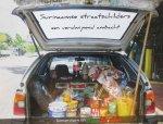 Eertink, Hanneke ; Jaap Hoogendam; Lieke van der Werf - Surinaamse straatschilders een verdwijnend ambacht