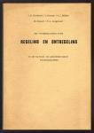 Greidanus, J.H. ; Nieveen, J. ; Dekker, A.J. - Vijf voordrachten over regeling en ontregeling in de natuur- en geneeskundige wetenschappen