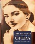 WARRACK, JOHN  en WEST, EWAN - THE OXFORD DICTIONAIRY OF OPERA