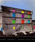Claude Desailly (ds1310) - Le Musee Didactique Vasarely au chateau de Gordes/ Vaucluse