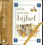 Zwan Nelleke van der  ..  Met tekeningen van John Dillow - Mijn eerste bijbel