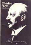 Schurgers H.J.H. (ds1254) - Charles Ruys , mens, christen, staatsman