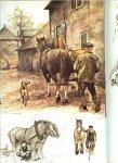 Poortvliet, Rien - Te hooi en te gras  .. Een boek over boeren  Vee en boederijen en zo meer