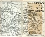 Morris, Joseph E. (ds1214) - The West Riding of Yorkshire. Railways of the West Riding.