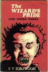 Egblewogbe, E. Y. - The wizard's pride and other poems
