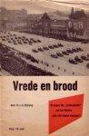 Zinkweg, H. van de, - Vrede en brood.
