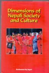 Regmi, Rishikeshab Raj , (ds1273) - Dimensions of Nepali Society and culture