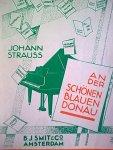Strauss, Johann - An der schönen blauen Donau. Walzer. Op. 314 [muziek: piano]