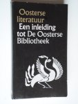 Idema, W.L. & Aad Nuis, D.W.Fokkema - Oosterse Literatuur, Een inleiding tot De oosterse Bibliotheek